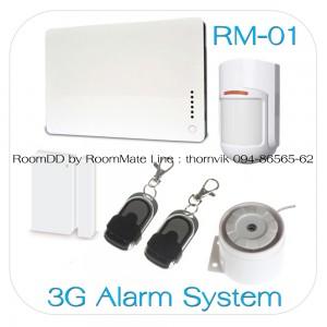 RoomDD by RoomMate 3G Alarm RM-01