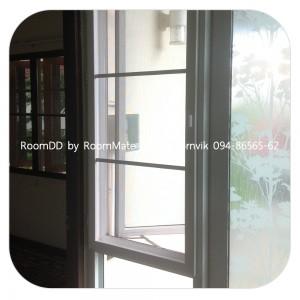 Review : บ้านคุณกบ หมู่บ้านชลลดา คู้บอน เปลี่ยนประตู-หน้าต่าง